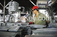 Aluminum ingot 99.7%