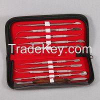 Dental Lab Instrument Kit Wax Carving-Tool