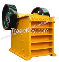 PE Series Jaw Crusher and PEX Series Jaw Crusher