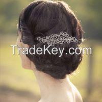 Hair Diamond Combs Wedding Hair Accessior