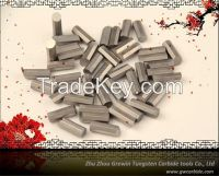 Tungsten carbide mining insert, mining button insert