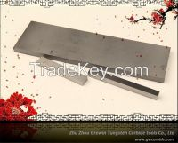 tungsten carbide square bar, strip