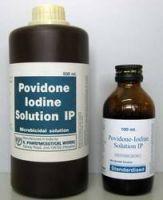 Povidone iodine-IP, 9-12%