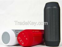 LED flashing bluetooth speaker with voice prompt function
