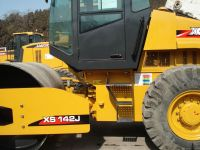 Compactor,Road roller , China Road roller�New, XCMG, Road machinery,Mechanical driving ,Single drum,XS142J