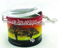 airtight decorative coffee tin can