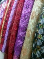 Embroidered Sequin  quilt comforter sets