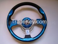 Racing car steering wheel/Go-kart steering wheel