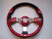 Racing car steering wheel/Go-kart steering wheel