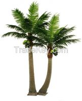 cheap wholesale artificial coconut tree