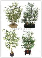 wholesale outdoor garden decorative artificial bamboo tree