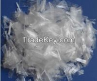 12mm 18 mm raw white high tenacity pp fiber