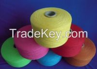 100% recycled polyester yarn