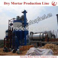 2014 Xinxiang Beihai Dry Mortar Production Line