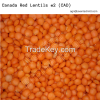 Canadian Grains and Pulses