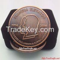 Custom coin,