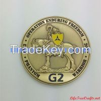 Custom coin, Challenge Coin, Military Coin