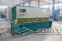 QC12K CNC pendulum plate shears