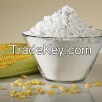 Native corn starch