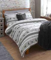 180TC DPI Sateen 4/1 100% CottonDouble Bed Sheet Set