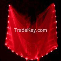 Dance Led Veil Shawl Light Weight