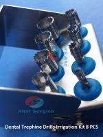 Dental Trephine Drills Irrigation kit Implant set