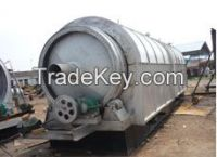 2-3 workers need for automatic waste plastic recyling machine