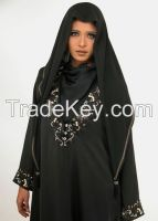 Day wear and evening wear Abayas