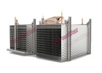 Water Heater Low Energy Consumption and Environmental Protection Pillow Plate Heat Exchanger