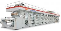 Rotogravure  Printing Machine LYA-91050M 8 color
