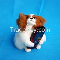 2014 hot sale plush toys lifelike animals toys stuffed dog toy