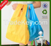 Custom Cheap Polyester Tote Shopping Bag Supplier