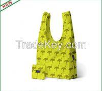 Custom Foldable Nylon Shopping Bag Manufacturer and Supplier