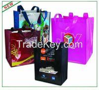 Custom Fashionable Recycle Foldable Shopping Tote Bag