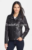 Ladis Leather jacket