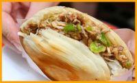 Lao Tong Guan Meat Mantou-BaiJi Meat Mantou Machcine