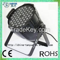 54pcs 3W led aluminum par light