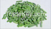 Frozen Garden Bean