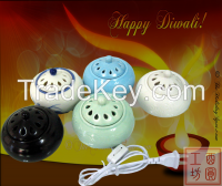 XY105 Ceramic GIft Electric Incense Burner