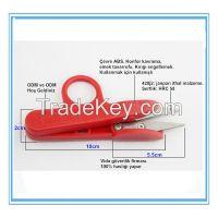 ABS Handle Golden Eagle Scissors, Tc 800 Thread Cutter Scissors in India