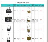 PU lady handbag