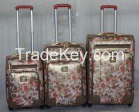 pu luggage sets