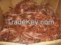 Red Copper Scrap 99.9%