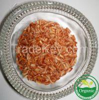 Organic Red Raw Rice