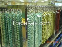 natural  round faceted and granduated gemstones and jewlery