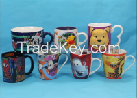 ceramic mug with high quality printing