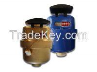 Rotary Piston Water Meters