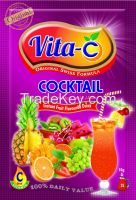 Vita-C instant Drink Powder Juice
