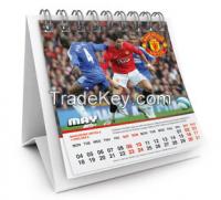 Hard Stand Desk Calendar
