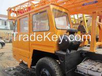 TADANO TG250E  truck crane 25 tones